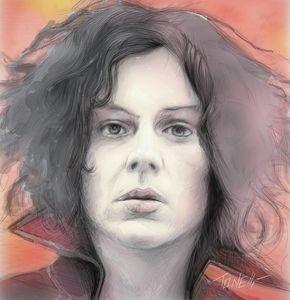 Jack White portrait