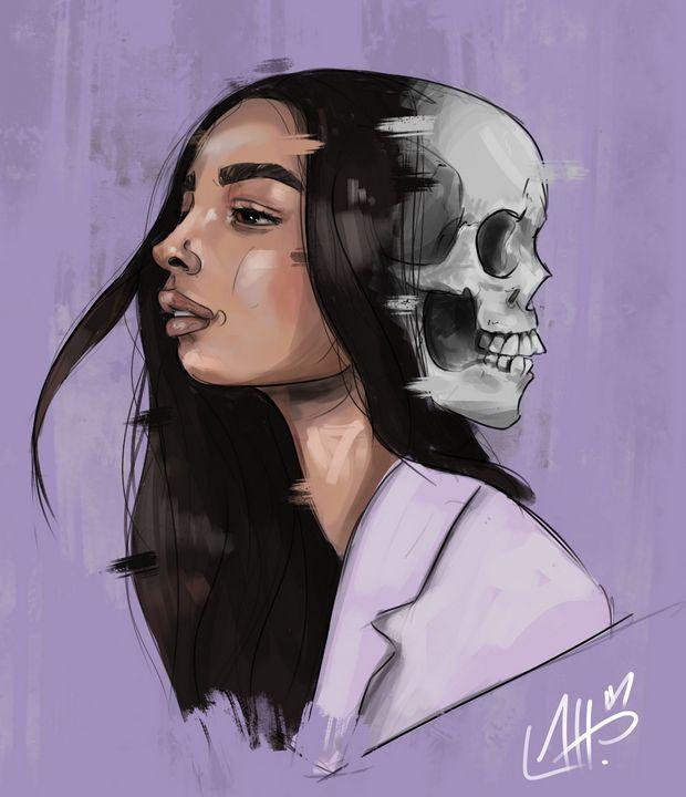 """"""" Violette """" - Atto"""
