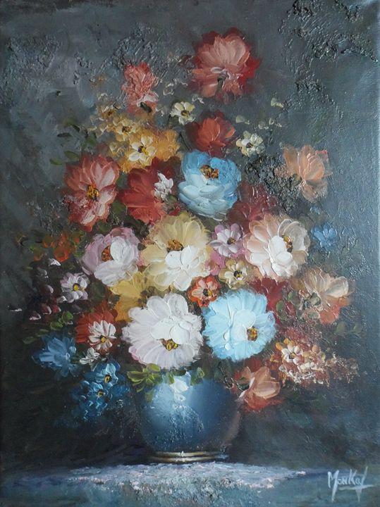 Bouquet d'antan - Jacky Monka