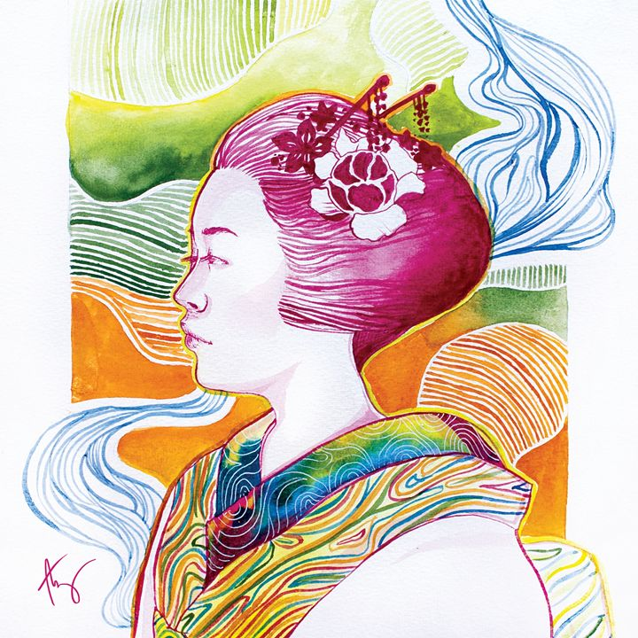 Geisha - Alexandra