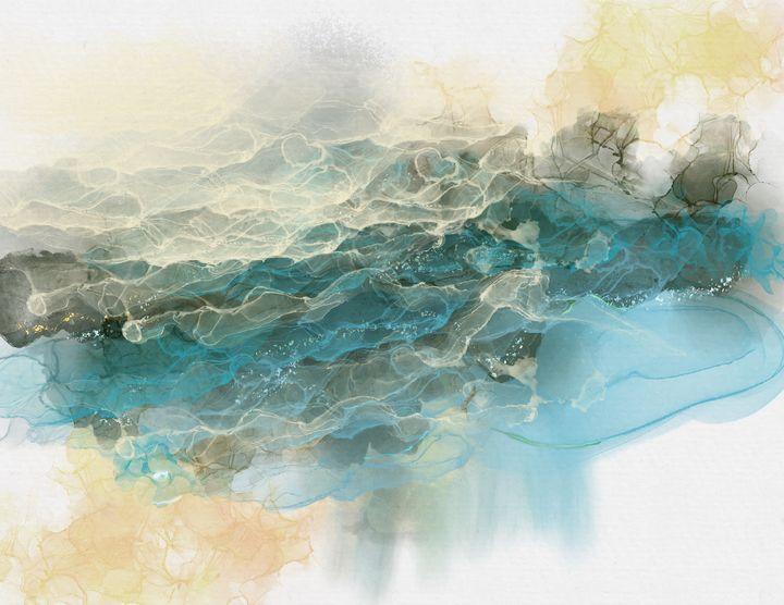 A Cloudy Day - Yvonne Remington