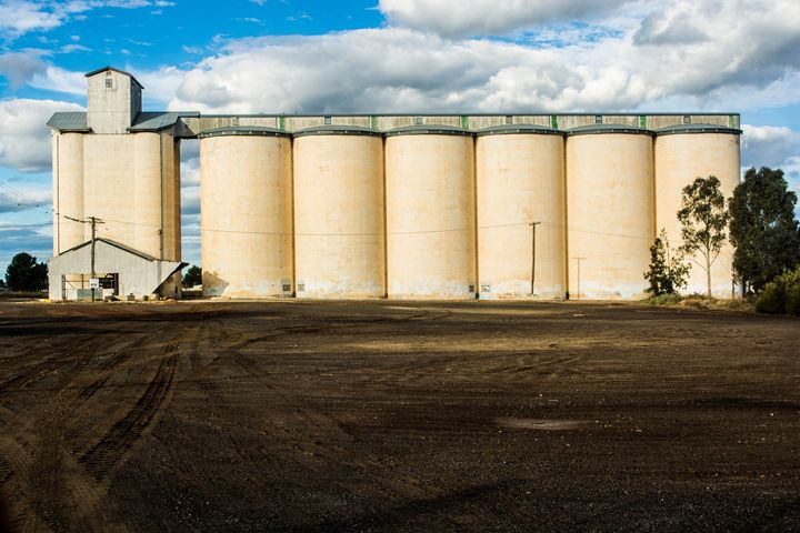 Forbes Silos - KcPhotography