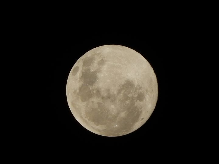 Full Moon - KcPhotography