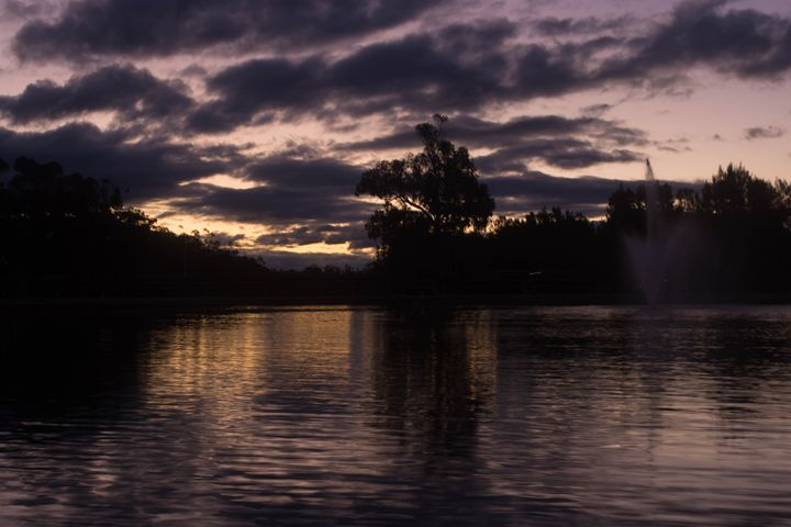 Lake Forbes, NSW - KcPhotography