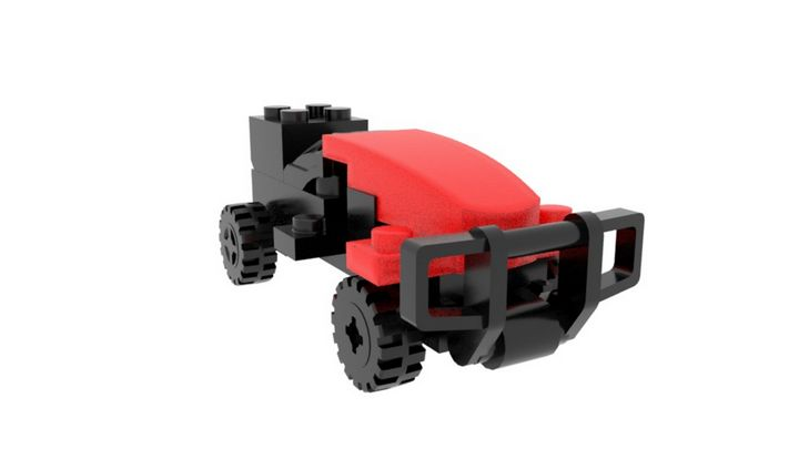 Lego Kart - The Humolion