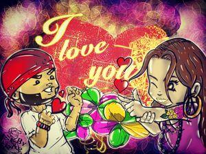 Love u ..