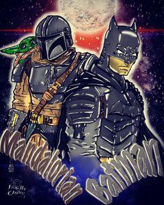 Mandolin & The Batman