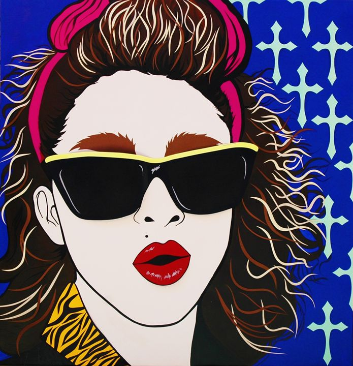 Madonna - Chad Stephens