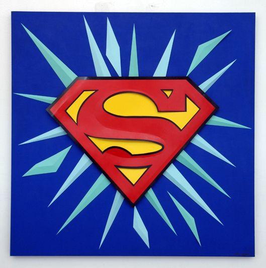 Superman Icon - Chad Stephens