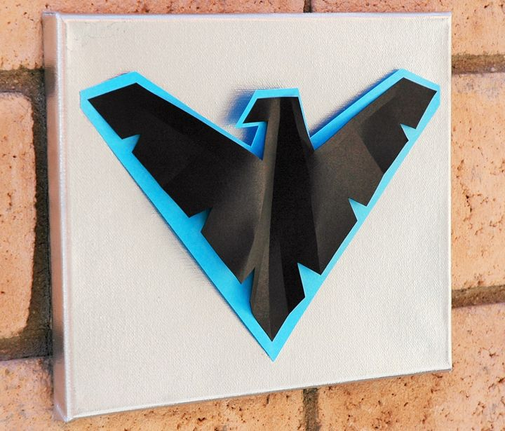 Nightwing Icon - Chad Stephens