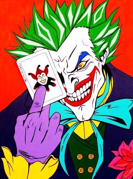 The Joker - Chad Stephens