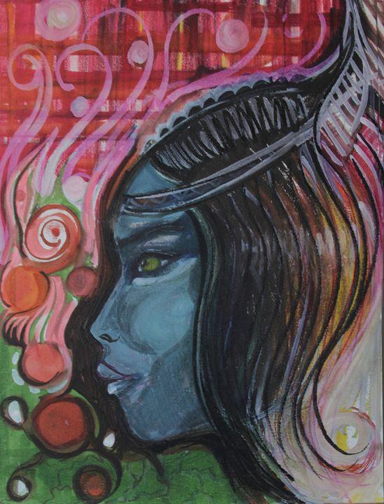 Venus Avatar - Lola Bouli Artwork
