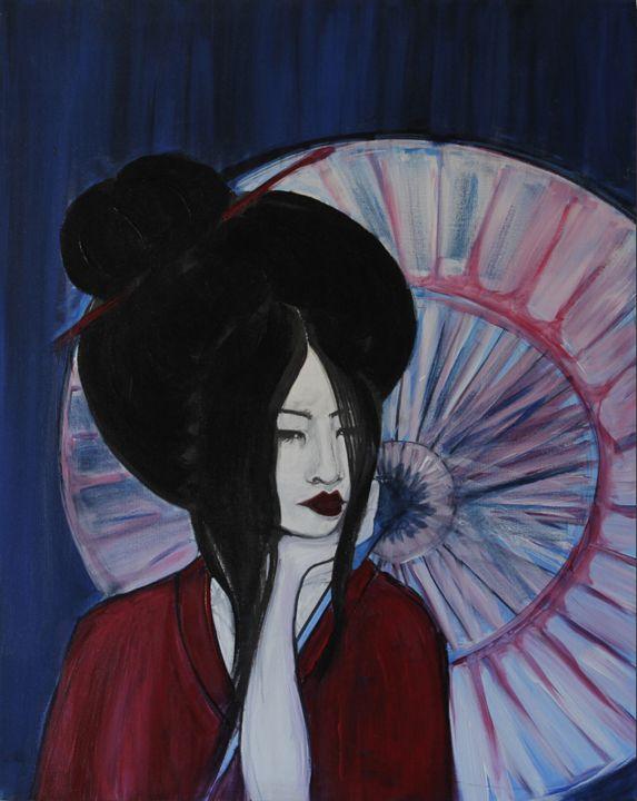 Geisha - Lola Bouli Artwork