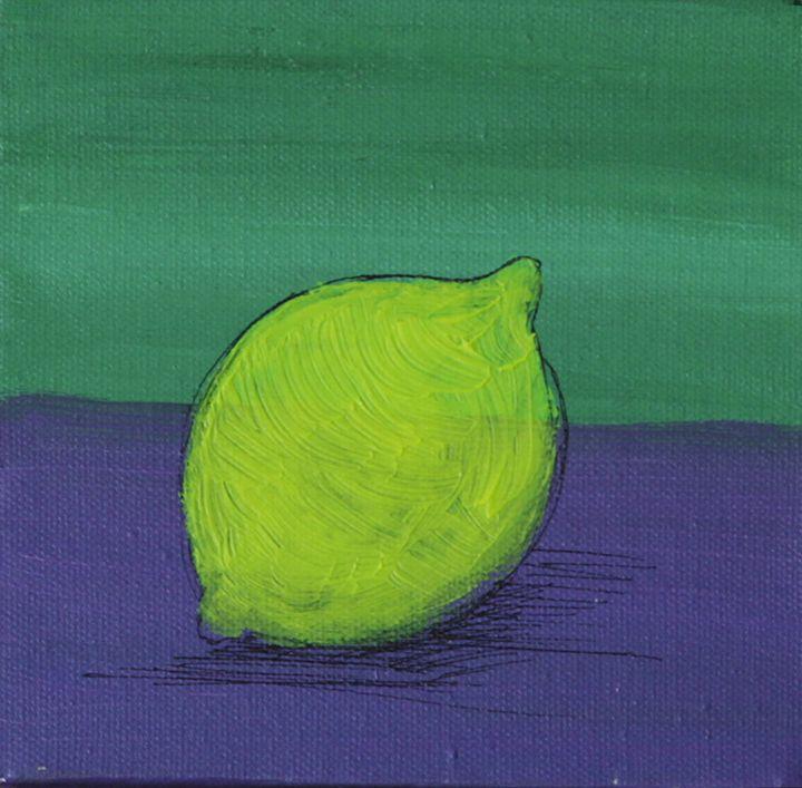 Lemon - Lola Bouli Artwork