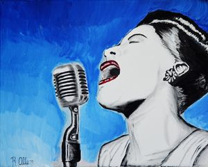 The voice of passion: Billy Holiday