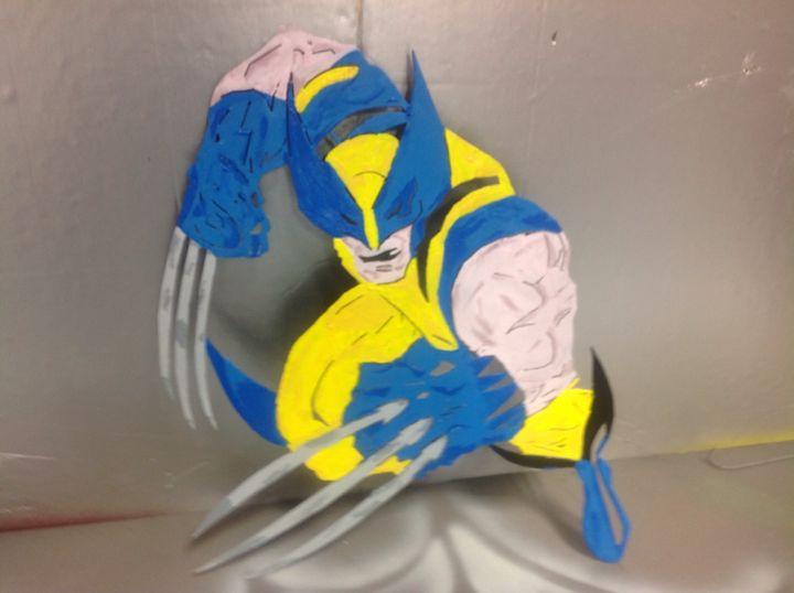 Wolverine - Ed the Artsmith