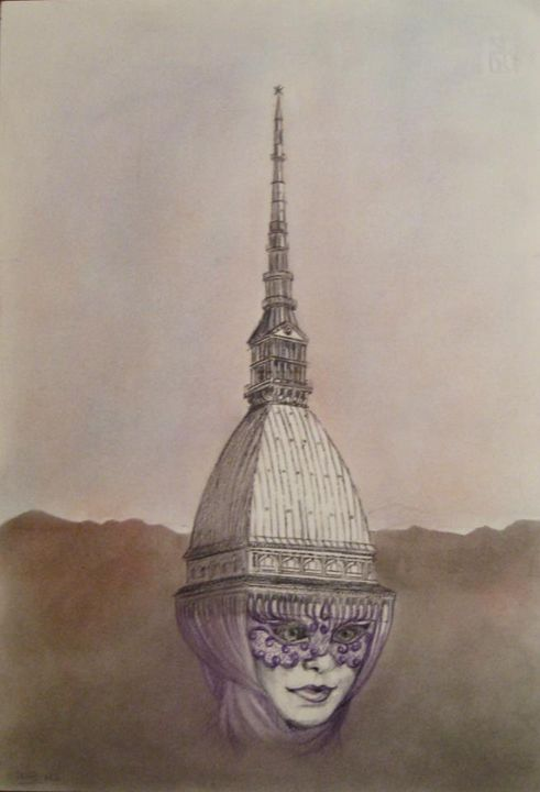 Turin unveiled - yuliakorneva