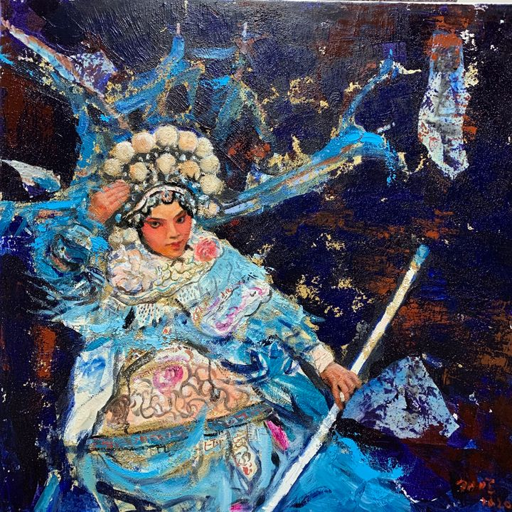 Chinese Opera - 01 - Zsunshine