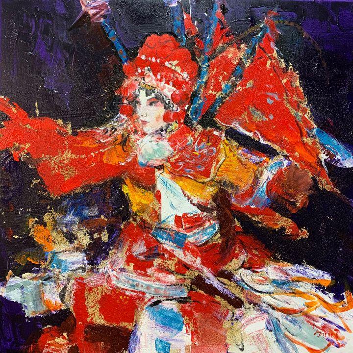 Chinese opera - 02 - Zsunshine