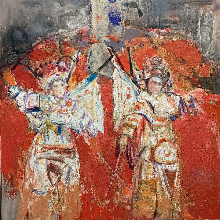 Chinese opera - 04 - Zsunshine