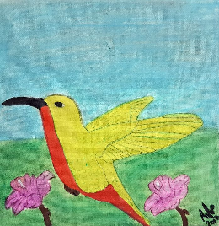 Hummingbird - Nature's Portal