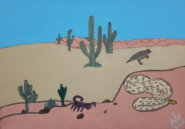 Desert - Nature's Portal