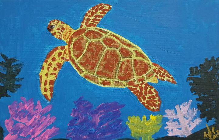 Hawksbill Sea Turtle - Nature's Portal
