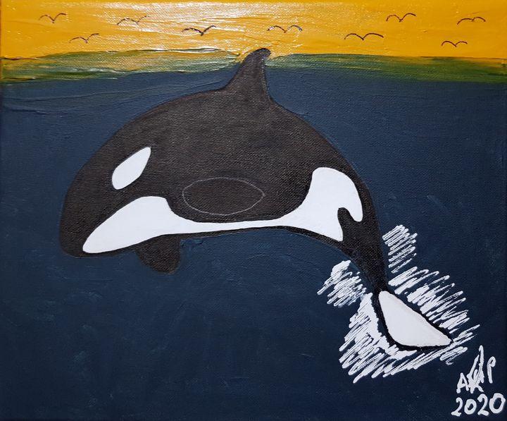 Orca - Nature's Portal