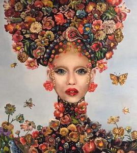 Pomona -Godesse of flowers