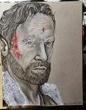 Original Rick Grimes Portrait