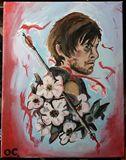 Original Daryl Dixon Painting