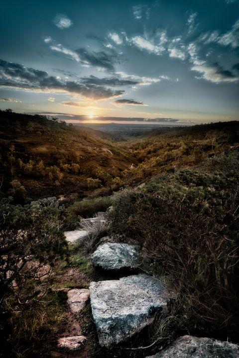 Ellise Sunset - Ryan McAulay Photography