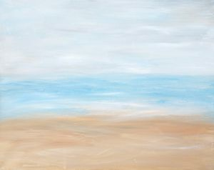 Forever Beach - Ocean and Sky