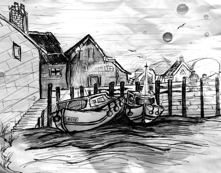 The pier - KML originals