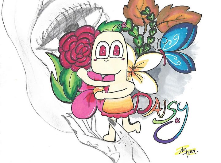 Daisy - Esther Ho