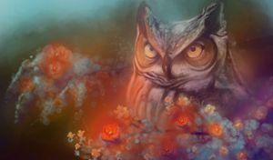 Hootiful Owl