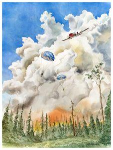 Smoke Jumpers - John Norman Stewart
