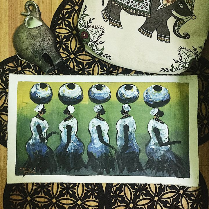 African Painting Geoccentric Paintings Prints Ethnic