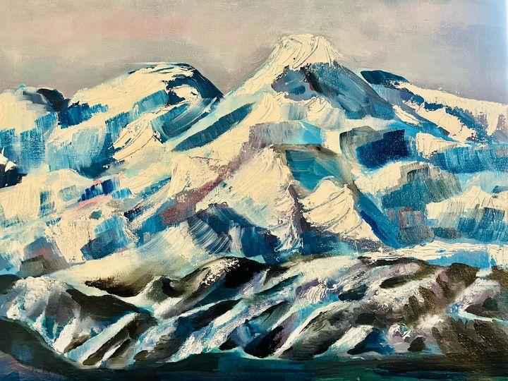 Snow Mountain - Shuqi Zhu