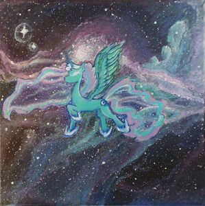 Space Alicorn