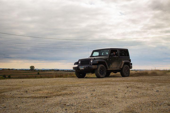 Jeep Playing Around - Ryans Photography