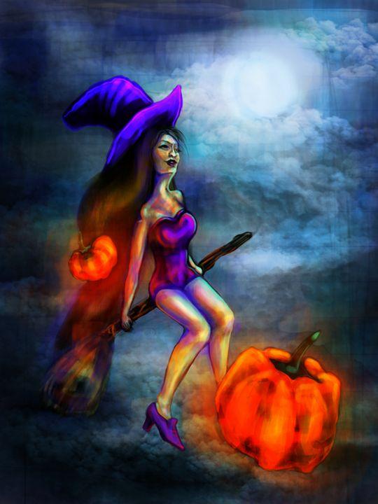 Halloween - Lolipop