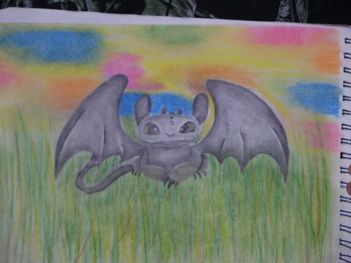 Toothless - S&J Twisted Concoctions