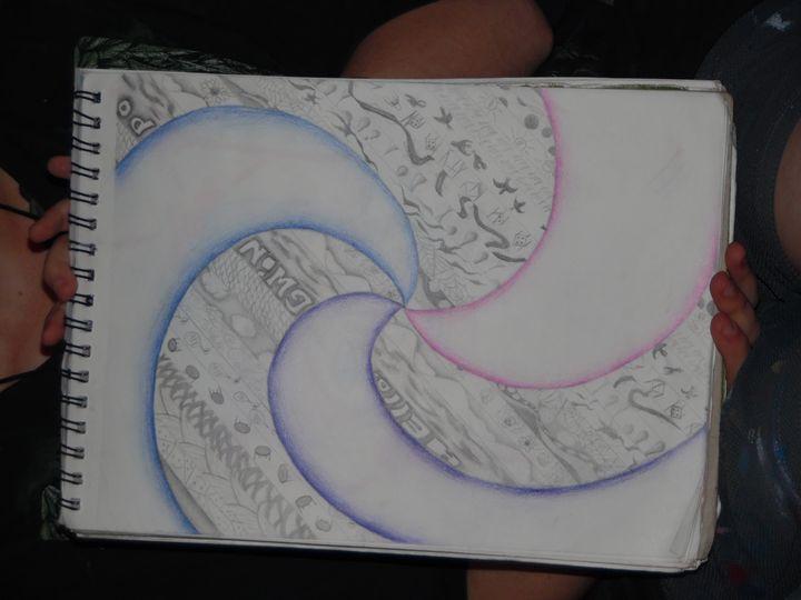 Zentangle Swirls - S&J Twisted Concoctions