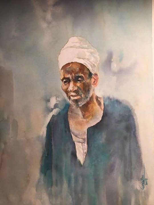 Egyptian Fellah - Khaled Hassan Arts