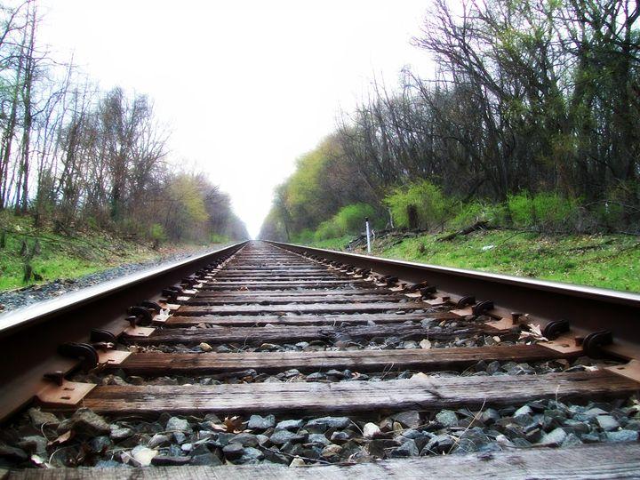 Rainy Railroad - Bella Blooms Artistry