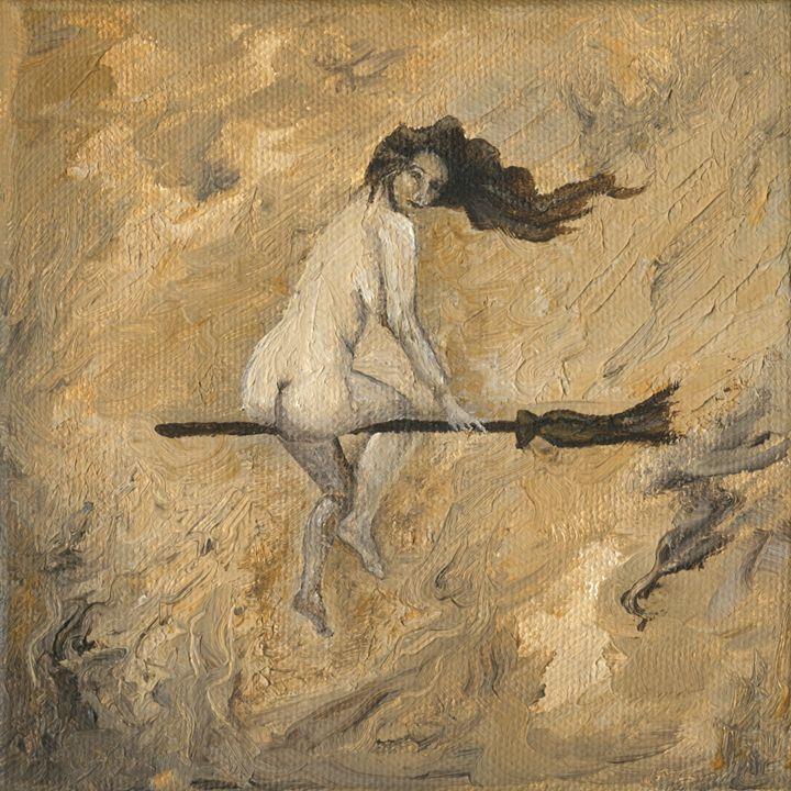 witchy - Amanda Fabian