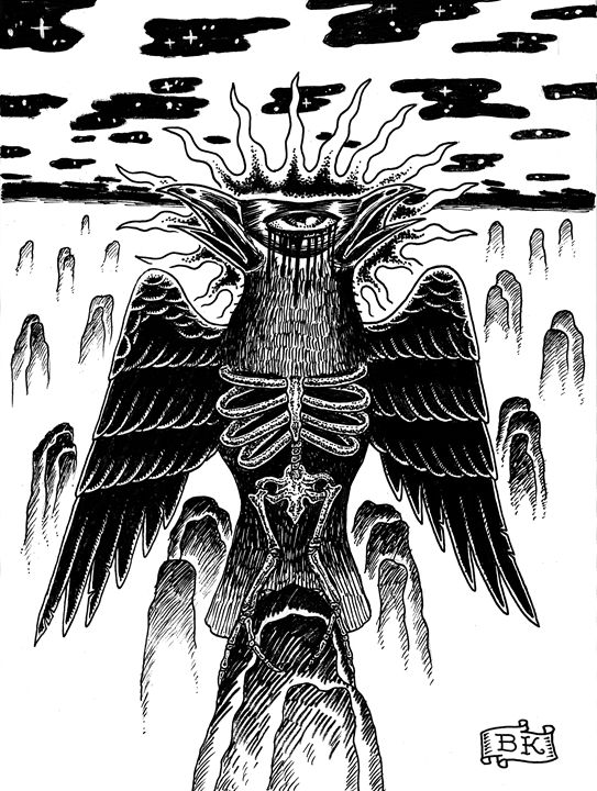 Raven - Bretton Kreye