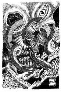 Skull Ouroboros