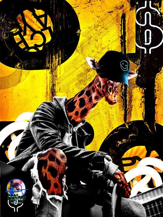 Hip Hop G.Raf - Third Book Productions